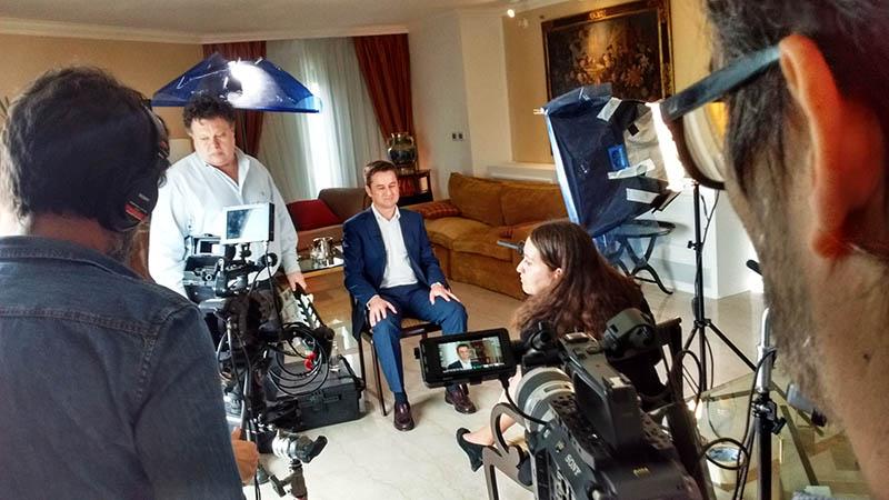 Entrevistas en Video